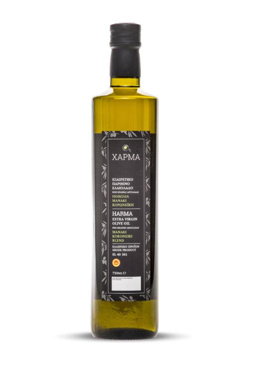 Extra virgin olive oil HARMA PDO KRANIDI